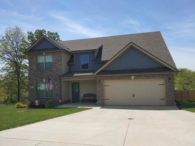 322 Wingfield Dr, Clarksville, TN 37043 (MLS #RTC2248491) :: Movement Property Group
