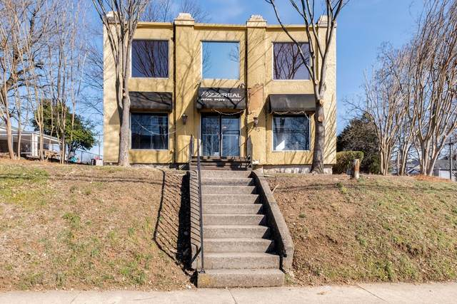 203 N 11th St, Nashville, TN 37206 (MLS #RTC2248496) :: Exit Realty Music City