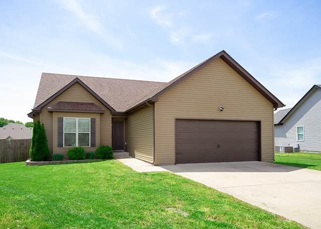 2322 Spike Ct, Clarksville, TN 37040 (MLS #RTC2248507) :: Village Real Estate