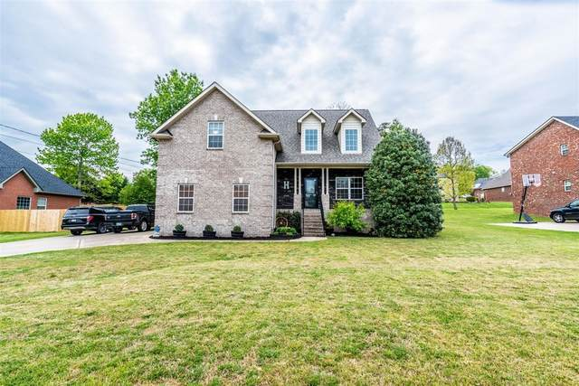 8037 Vineyard Ln, La Vergne, TN 37086 (MLS #RTC2248510) :: Village Real Estate