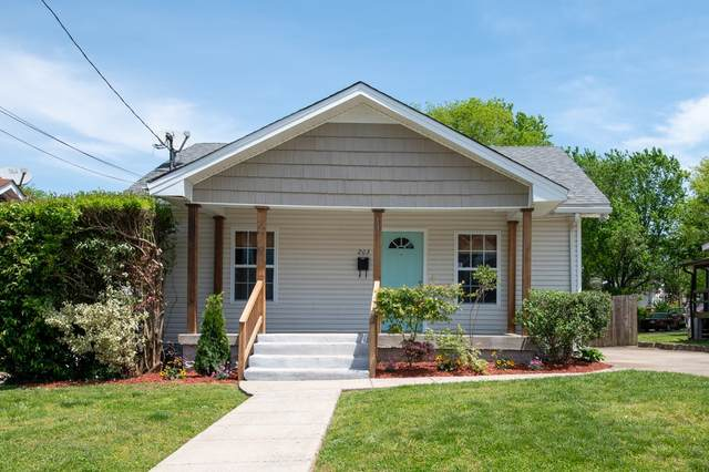 203 Myrtle St, Nashville, TN 37206 (MLS #RTC2248553) :: RE/MAX Fine Homes