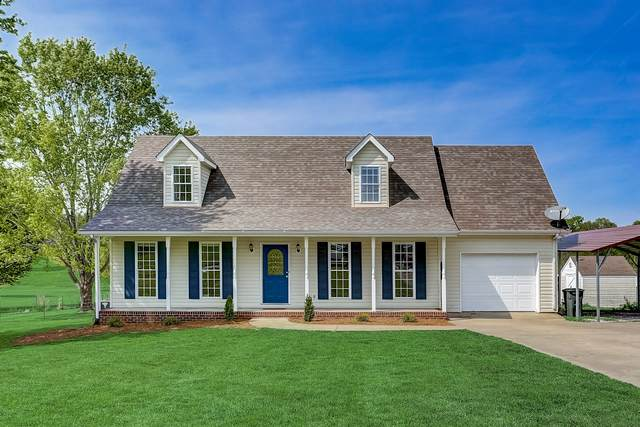 952 Eli Rd, Bon Aqua, TN 37025 (MLS #RTC2248567) :: RE/MAX Fine Homes