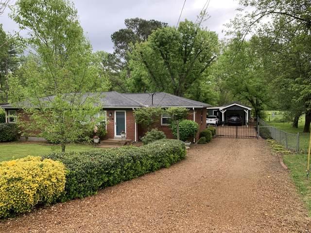 311 Margo Ln, Nashville, TN 37211 (MLS #RTC2248620) :: Village Real Estate