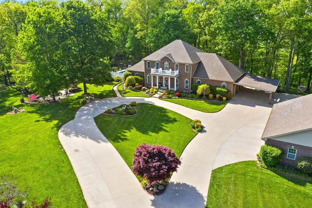 3516 Sunbelt Dr, Clarksville, TN 37042 (MLS #RTC2248786) :: Village Real Estate