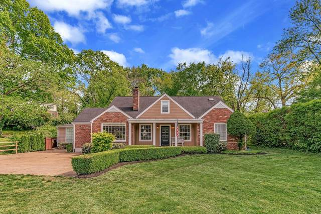 3810 Woodmont Lane, Nashville, TN 37215 (MLS #RTC2248795) :: Team Wilson Real Estate Partners
