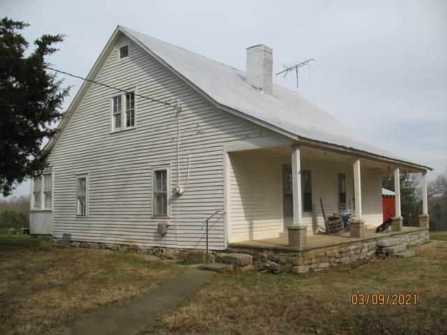 1066 Johnson Chapel Rd, Sparta, TN 38583 (MLS #RTC2248917) :: Nashville on the Move