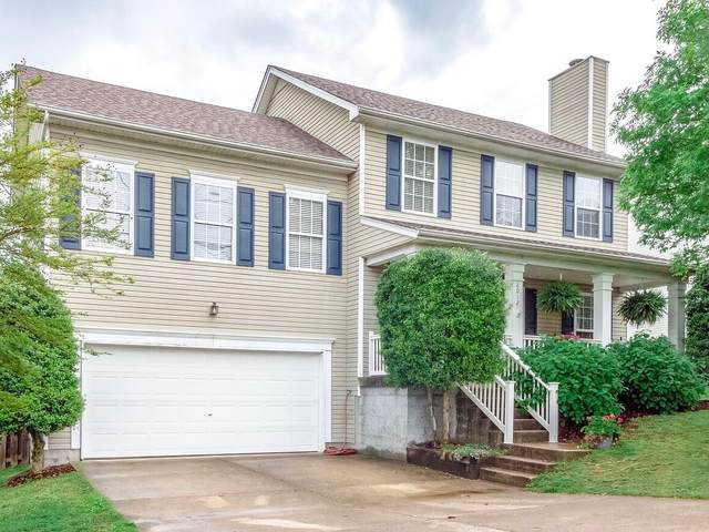 2012 Stanford Village Dr, Antioch, TN 37013 (MLS #RTC2248922) :: Nashville on the Move