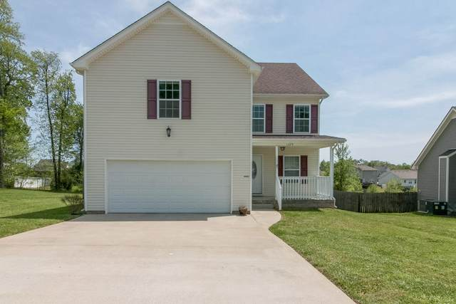 1375 Francesca Dr, Clarksville, TN 37042 (MLS #RTC2248957) :: Hannah Price Team