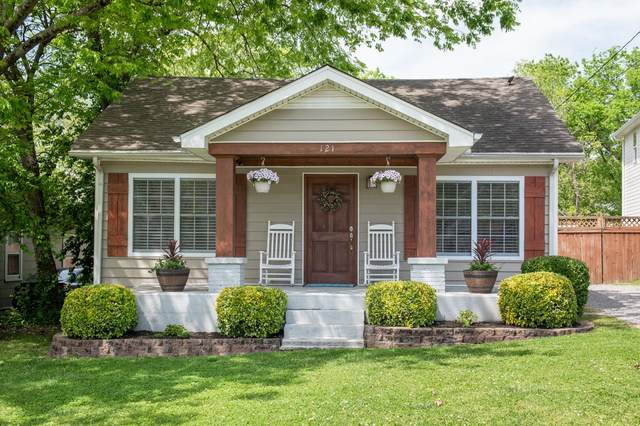 121 37th Ave N, Nashville, TN 37209 (MLS #RTC2248986) :: DeSelms Real Estate