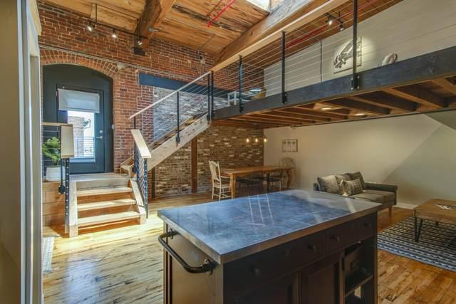 1350 Rosa L Parks Blvd #435, Nashville, TN 37208 (MLS #RTC2248990) :: Team Jackson | Bradford Real Estate