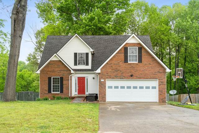 2413 Shoveler Way, Clarksville, TN 37042 (MLS #RTC2249128) :: Nashville on the Move