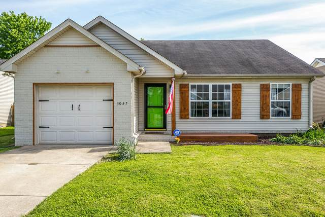 3037 Weybridge Dr, Murfreesboro, TN 37128 (MLS #RTC2249168) :: Team Jackson | Bradford Real Estate