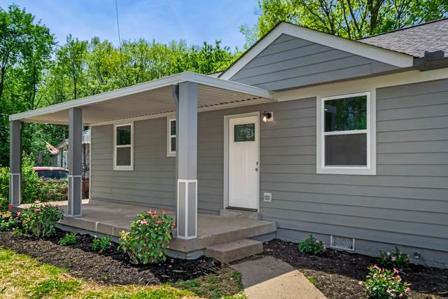 909 Trice Dr, Nashville, TN 37209 (MLS #RTC2249171) :: FYKES Realty Group