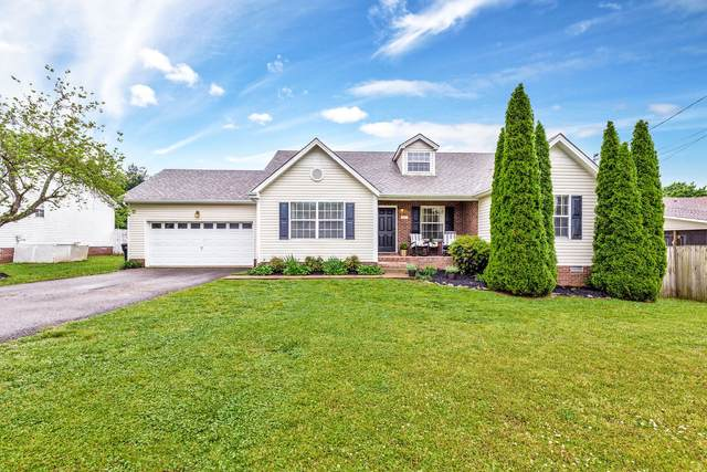 1641 Robert Road, Columbia, TN 38401 (MLS #RTC2249204) :: Movement Property Group