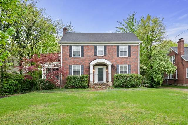 1509 Woodmont Blvd, Nashville, TN 37215 (MLS #RTC2249208) :: The Miles Team | Compass Tennesee, LLC