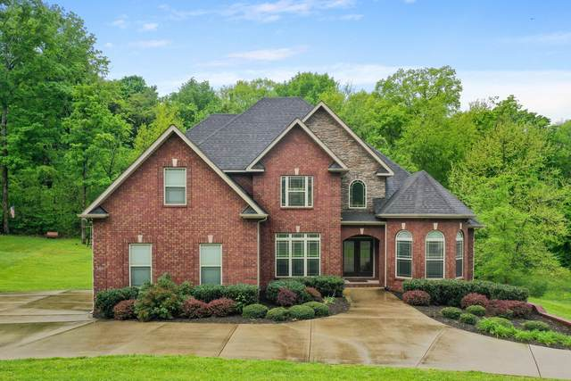 1201 Ben Hill Blvd, Nolensville, TN 37135 (MLS #RTC2249214) :: Team George Weeks Real Estate