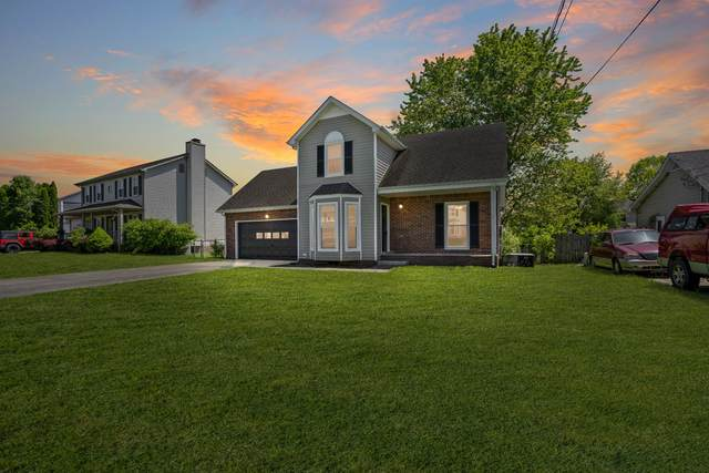 1222 Cobblestone Ln, Clarksville, TN 37042 (MLS #RTC2249226) :: Nashville on the Move