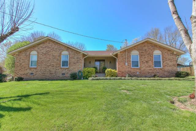 4783 Trenton Dr, Hermitage, TN 37076 (MLS #RTC2249242) :: RE/MAX Fine Homes