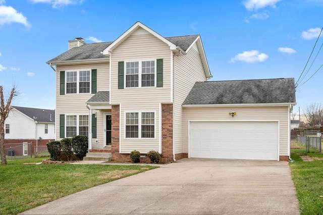 915 Dolphin Ln, Clarksville, TN 37043 (MLS #RTC2249268) :: Nashville on the Move