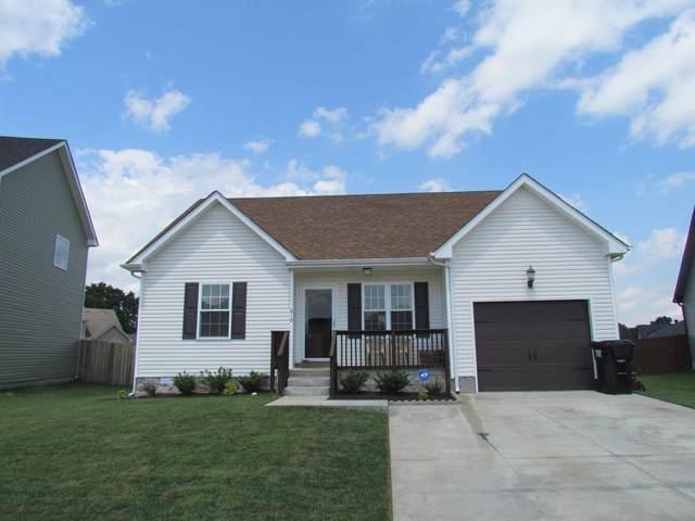 619 Fennec Way, Clarksville, TN 37042 (MLS #RTC2249287) :: Team Jackson | Bradford Real Estate