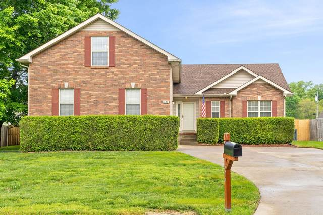 1626 Windriver Rd, Clarksville, TN 37042 (MLS #RTC2249315) :: Movement Property Group