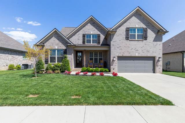 3029 Grunion Ln, Spring Hill, TN 37174 (MLS #RTC2249331) :: The Miles Team | Compass Tennesee, LLC