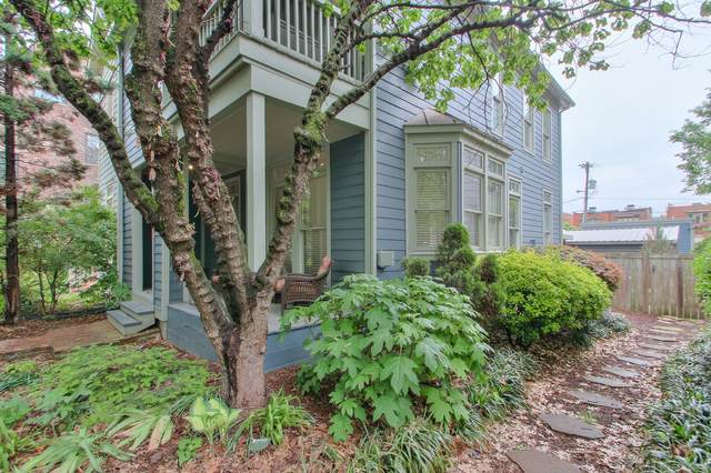 1224 5th Ave N, Nashville, TN 37208 (MLS #RTC2249333) :: Platinum Realty Partners, LLC
