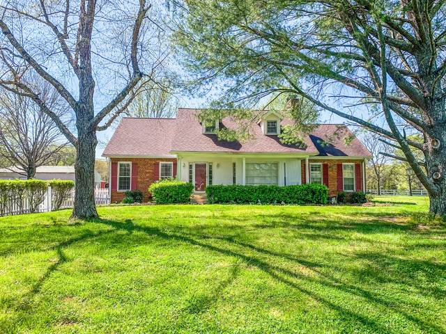 2260 Cairo Bend Rd, Lebanon, TN 37087 (MLS #RTC2249336) :: Platinum Realty Partners, LLC