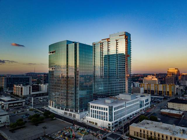 1616 West End Avenue #09, Nashville, TN 37203 (MLS #RTC2249370) :: Nashville on the Move