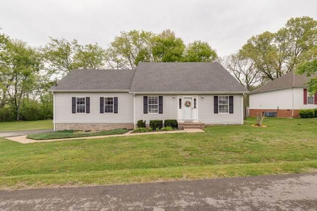 2010 Gettysburg Ln, Columbia, TN 38401 (MLS #RTC2249381) :: Village Real Estate