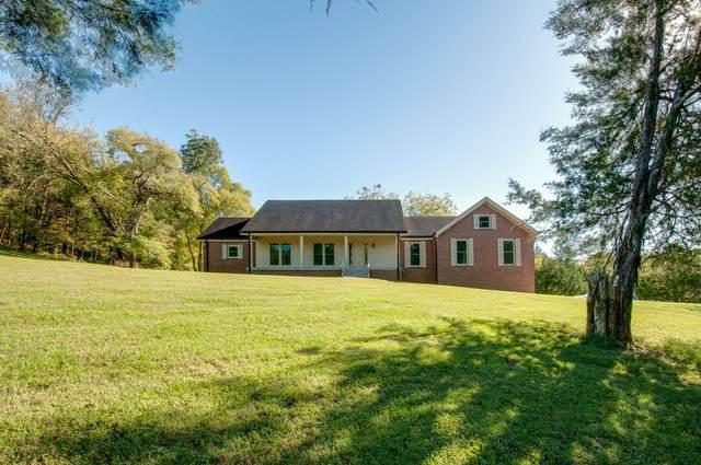 5345 John Hagar Road, Mount Juliet, TN 37122 (MLS #RTC2249462) :: Nashville on the Move