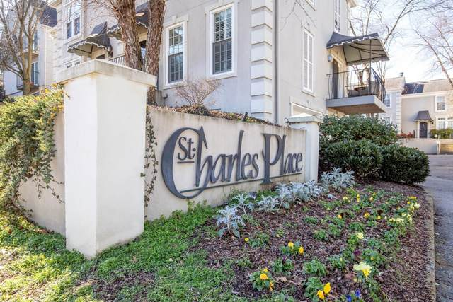 102 Saint Charles Pl, Nashville, TN 37212 (MLS #RTC2249479) :: Team Jackson | Bradford Real Estate