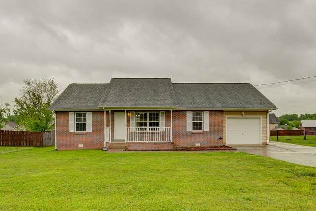 1322 Meredith Way, Clarksville, TN 37042 (MLS #RTC2249558) :: Hannah Price Team