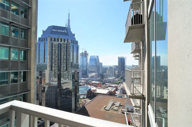 415 Church St #1807, Nashville, TN 37219 (MLS #RTC2249584) :: Village Real Estate