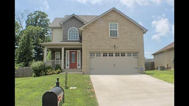 1076 Castlerock Dr, Clarksville, TN 37042 (MLS #RTC2249595) :: Team Jackson | Bradford Real Estate