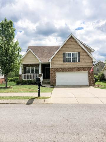 1288 Chapmans Retreat Dr, Spring Hill, TN 37174 (MLS #RTC2249705) :: Nashville on the Move