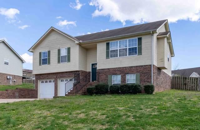 68 West Drive, Clarksville, TN 37040 (MLS #RTC2249755) :: Village Real Estate