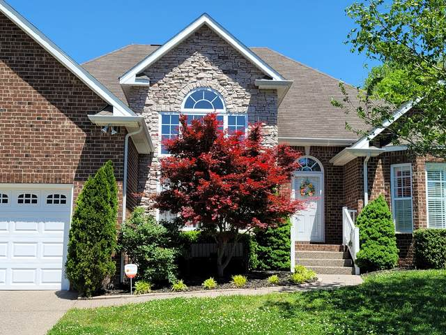 218 Landons Cir, White House, TN 37188 (MLS #RTC2249792) :: Team George Weeks Real Estate