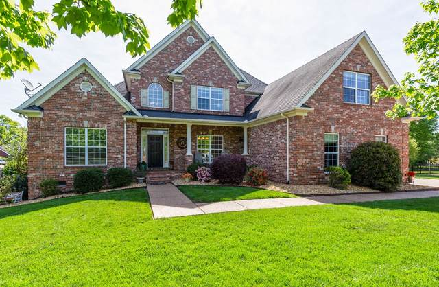 5004 Blarney Ct, Spring Hill, TN 37174 (MLS #RTC2249794) :: Exit Realty Music City