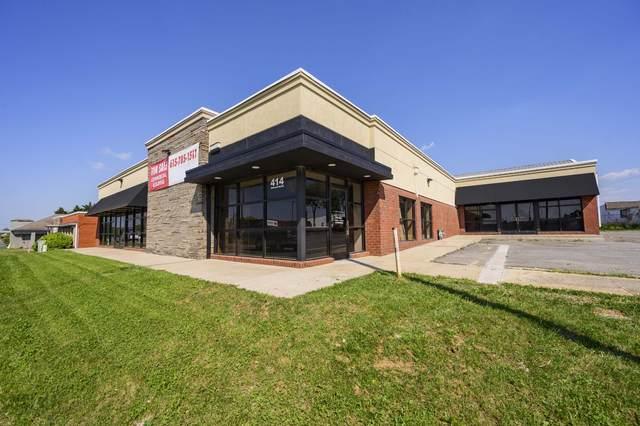 414 Memorial Blvd N, Murfreesboro, TN 37129 (MLS #RTC2249798) :: The Milam Group at Fridrich & Clark Realty