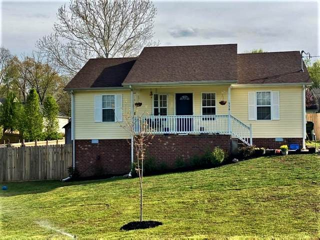 516 Leeza Loop, Dickson, TN 37055 (MLS #RTC2249810) :: Berkshire Hathaway HomeServices Woodmont Realty