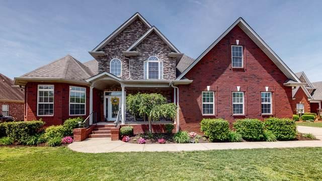 2729 Jim Houston Ct, Murfreesboro, TN 37129 (MLS #RTC2249818) :: Village Real Estate