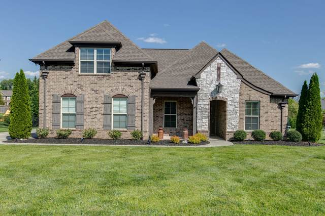 2051 Belshire Way, Spring Hill, TN 37174 (MLS #RTC2249877) :: Ashley Claire Real Estate - Benchmark Realty