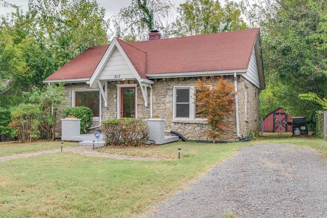 913 W Eastland Ave, Nashville, TN 37206 (MLS #RTC2249944) :: FYKES Realty Group