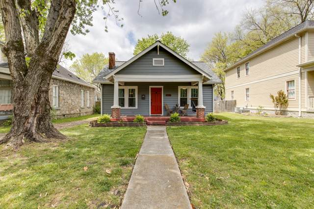 1118 Pennock Ave, Nashville, TN 37207 (MLS #RTC2249948) :: Movement Property Group
