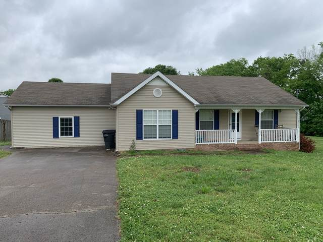 1637 Joel Dr, Columbia, TN 38401 (MLS #RTC2249951) :: Hannah Price Team