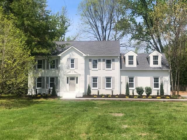 1990 Berrys Chapel Rd, Franklin, TN 37069 (MLS #RTC2250008) :: Village Real Estate