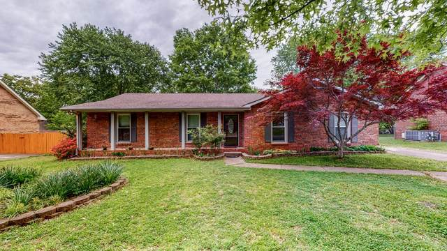 1187 Woodbridge Dr, Clarksville, TN 37042 (MLS #RTC2250023) :: Ashley Claire Real Estate - Benchmark Realty