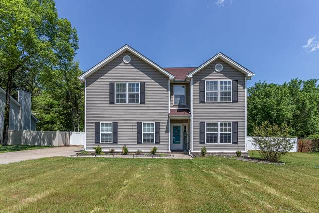 1314 California Dr, Murfreesboro, TN 37129 (MLS #RTC2250038) :: FYKES Realty Group