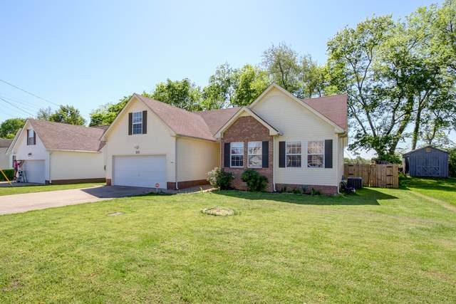 3533 Sandpiper Dr, Clarksville, TN 37042 (MLS #RTC2250073) :: Nashville on the Move